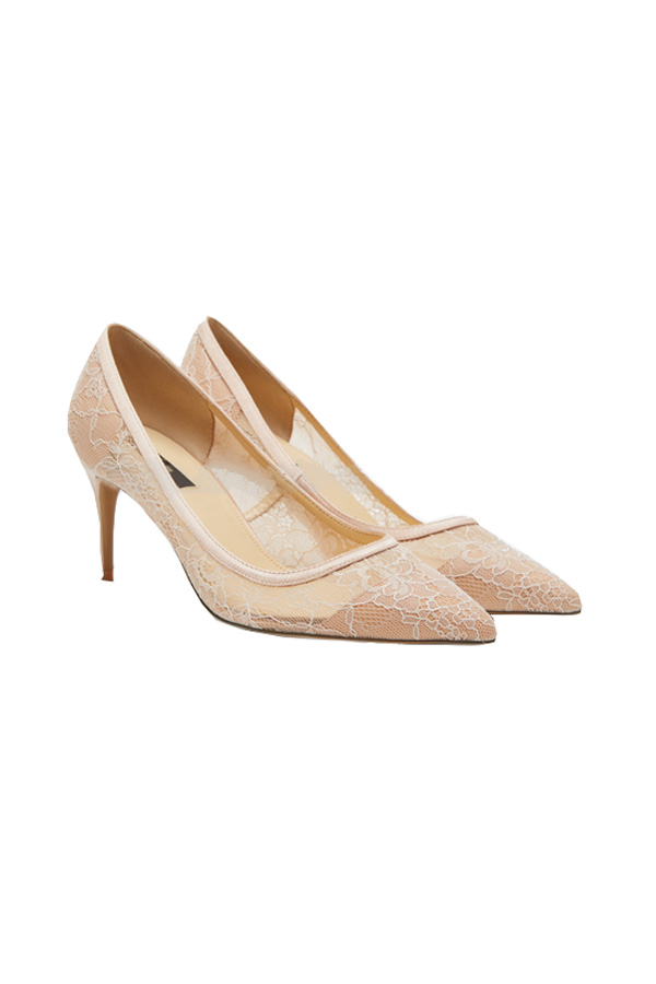 [SELL][ ANITA -Race Shoes nude- 70] COUTURE by Julie
